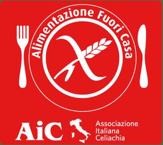 Presenti nel network AIC Associazione Italiana Celiachia